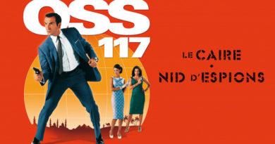 « OSS 117 : Le Caire nid d'espions » ce soir sur M6 dans le cadre d'une soirée spéciale Jean Dujardin (lundi 2 août 2021)