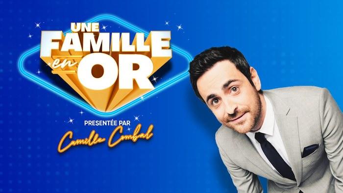 """""""Une famille en or"""" revient avec Camille Combal le 31 août"""