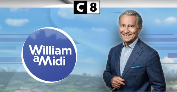 « William à midi » nouvelle saison