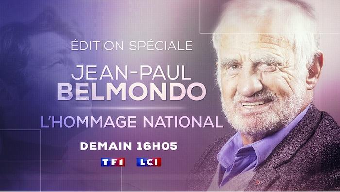 Décès de Jean-Paul Belmondo : l'hommage national à suivre dès 16h05 ce jeudi