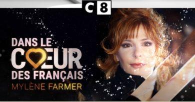 « Dans le coeur des Français » du 22 septembre 2021 : ce soir Mylène Farmer sur C8
