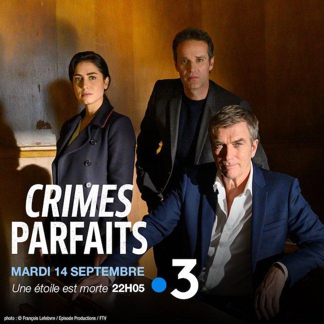 « Crimes parfaits » du 14 septembre 2021