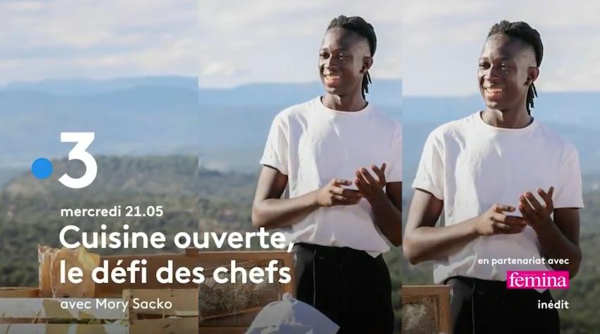 « Cuisine ouverte : le défi des chefs »