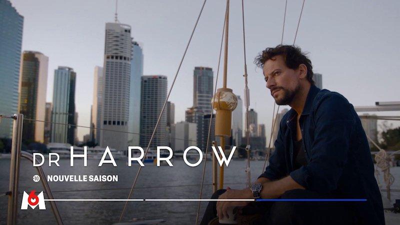 « Dr Harrow » du 2 octobre 2021