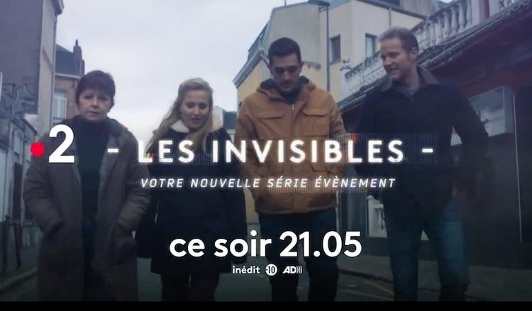 « Les Invisibles » du 8 septembre 2021