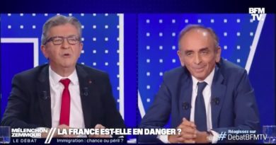 Audiences du jeudi 23 septembre 2021 : carton pour BFM TV avec le débat Mélenchon/Zemmour