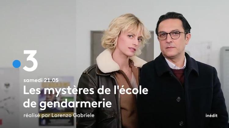 « Les mystères de l'école de gendarmerie »
