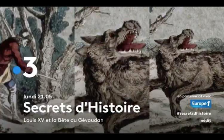 « Secrets d'histoire » du 27 septembre 2021