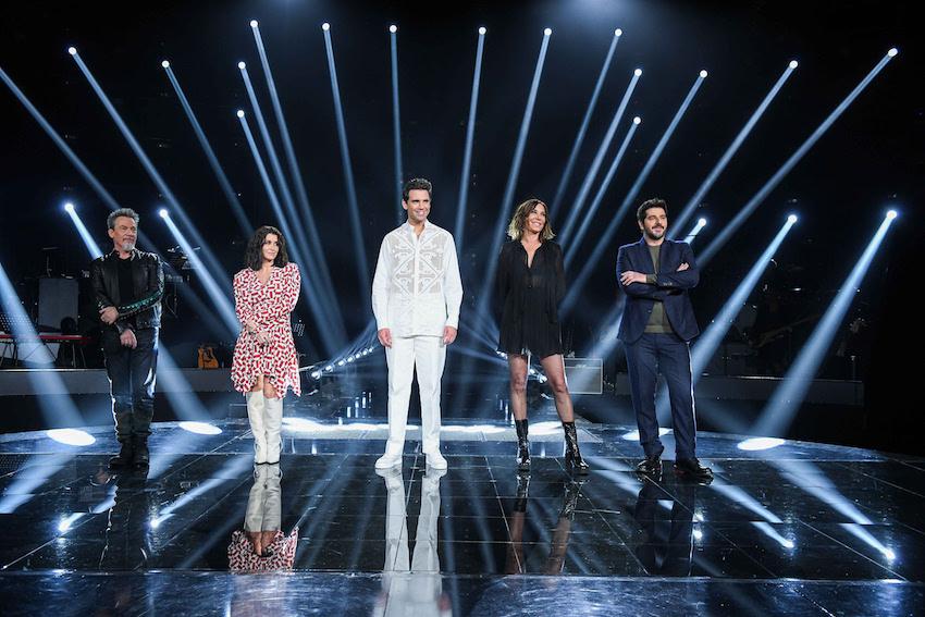 « The Voice All Stars » : demi-finale