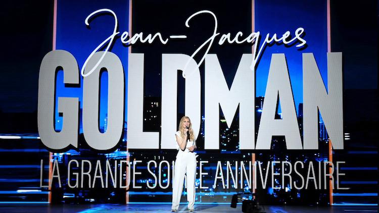 grande soirée anniversaire de Jean-Jacques Goldman
