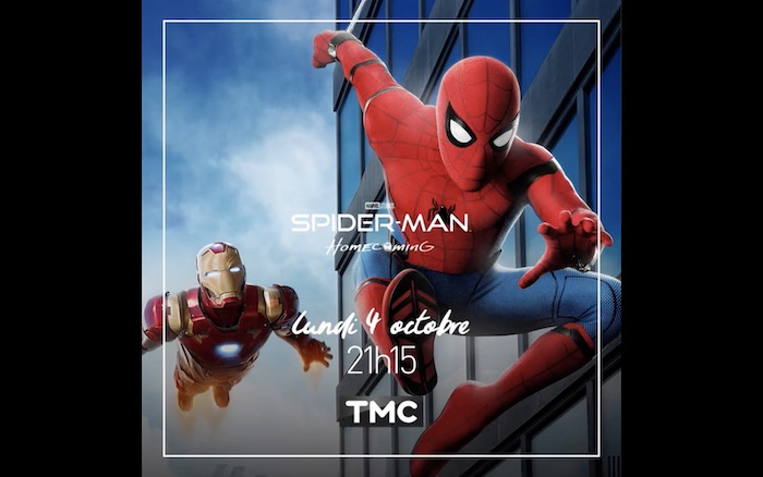« Spider-Man Homecoming »  : ce soir sur TMC (lundi 4 octobre 2021)